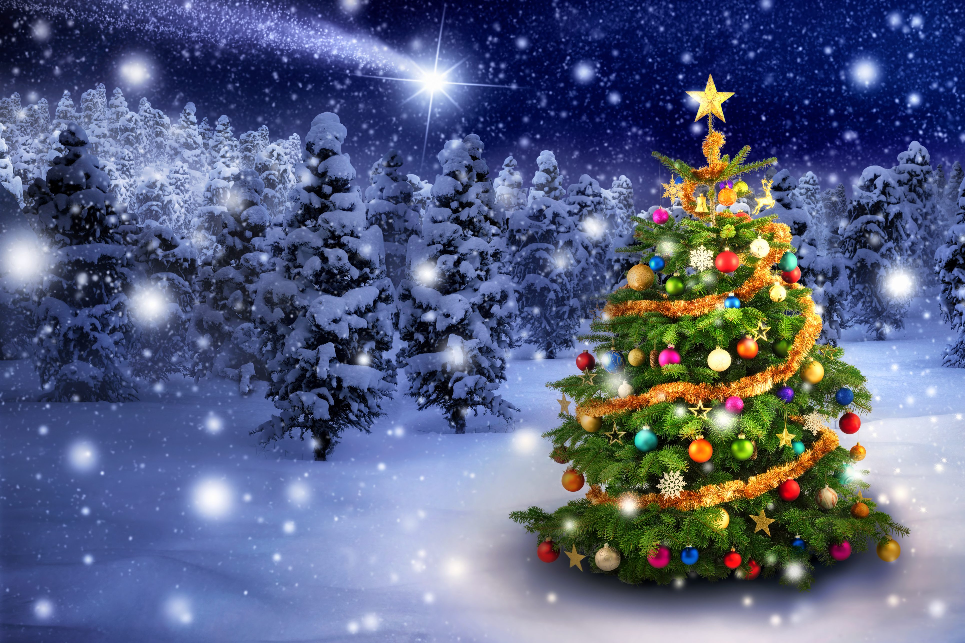 Weihnachten & Silvester - Ölckenthurm Unna